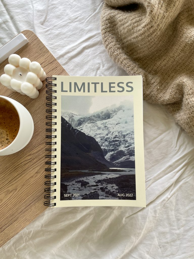 2022 Academic Limitless Planner